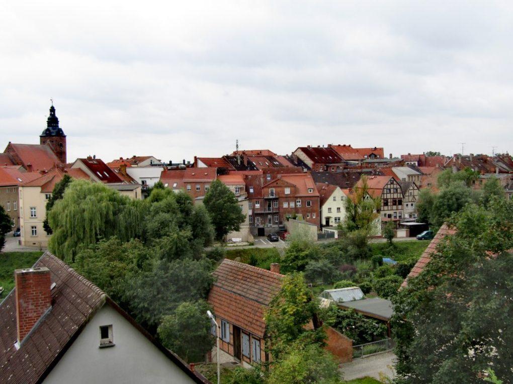 Cosa vedere nella Germania est: Havelberg. Qui panorama