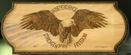 Independence Strength Freedom