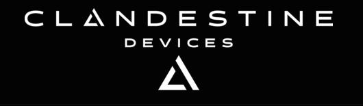 clandestine logo
