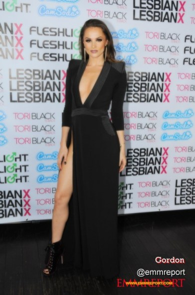 Tori Black returns in Style with Wild DVD release party