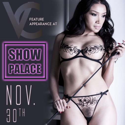Vicki Chase Show Palace