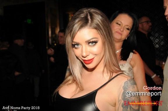 AVN Nom party @ Avalon 11-15-18