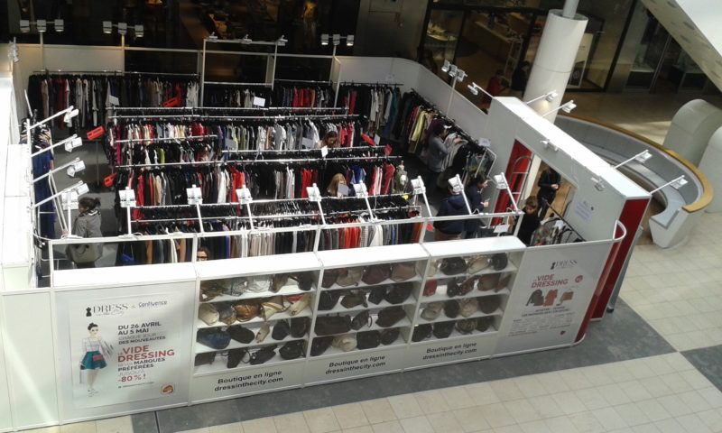 Nouveau concept de vide-dressing à Lyon !