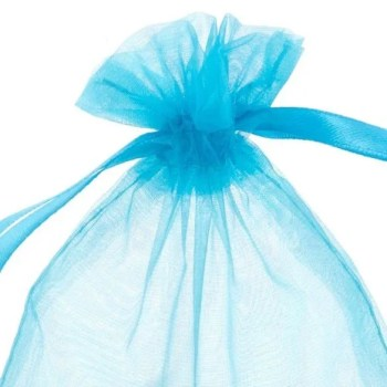 reusable organza pouch