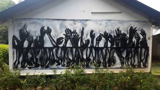 Ibuka dance mural
