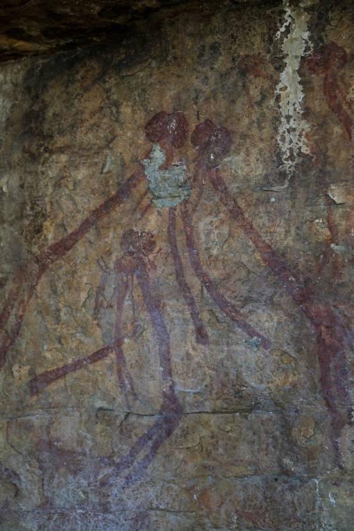 Kolo dancing figures