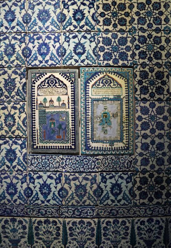 Ottoman Tilework - 1630