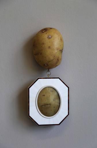 Potato portrait