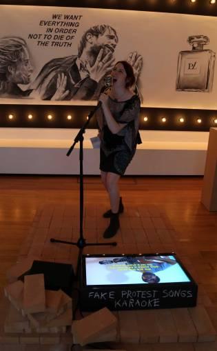 Filip Markiewicz - Fake Protest Songs Karaoke