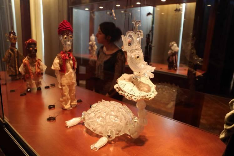 Glasstress Gotica-puppet march