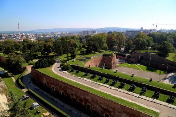 Beograd fortress