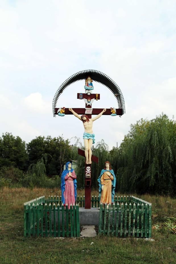 Roadside Jesus