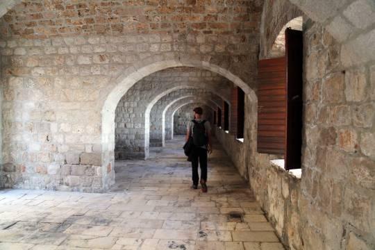 Fortress stroll