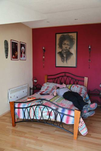 Jimi Apartment