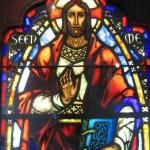 Stained glass source unknown