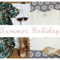 4 Cute Summer Holiday Outfit Ideas