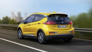 Bild: Opel Ampera-e