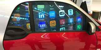 Gauzy entwickelt smarte Autoscheiben
