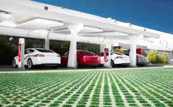 Quelle Tesla Ladestation