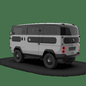 XBUS Offroad Bus