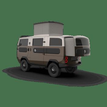 XBUS Offroad Camper