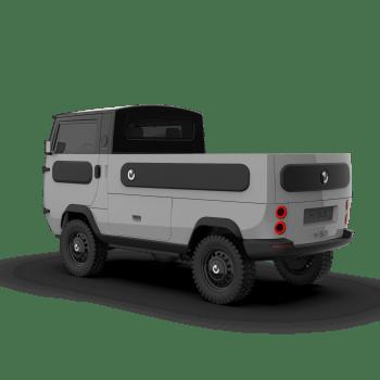 XBUS Offroad Pickup