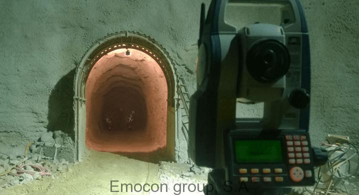 Entrada a Túnel, Hidroelectrica