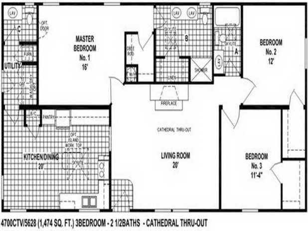 4 bedroom double wide. 2 Bedroom Double Wide Mobile Home Floor Plans 4 bedroom double wide floor plans  Nrtradiant com