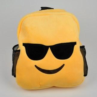 Emojiryggsäck som är cool