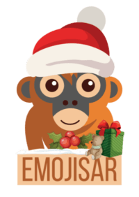 Emojisar God Jul