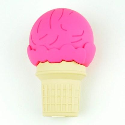 Powerbank som är en glass