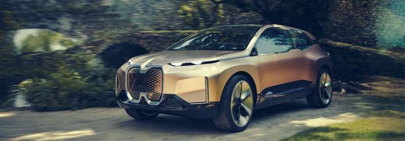 BMW Vision iNext - Studie - Bild BMWgroup (1)