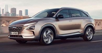 Hyundai Nexo - Brennstoffzelle - Wasserstoff - Süd Korea - BEITRAGSBILD