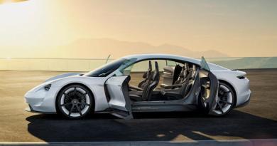 Porsche Taycan – 800 V Technik ermöglicht 350 kW Ladeleistung