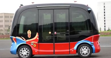 Apolong, Baidu, powered bei Apollo - Bild 2, Autonom Bus, China