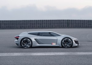 Audi PB18 e-tronStatic photo Colour: Circuit grey