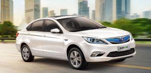 Changan Eado EV - www.globalchangan.com - China Auto