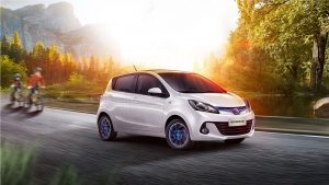 Changan - New Benni EV - www.globalchangan.com- - China Auto