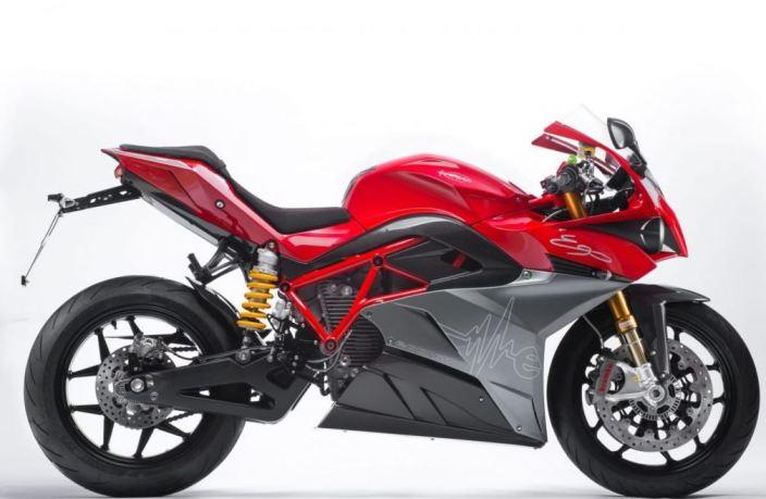 EGO - Elektromotorrad, E-Motorrad