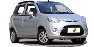 Haima Aishang EV - sauber ausgeschnitten - - China Auto