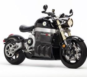 Lito Sora - Elektromotorrad - E-Superbike - Seitenansicht