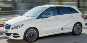 Mercedes B Klasse - Electric Drive