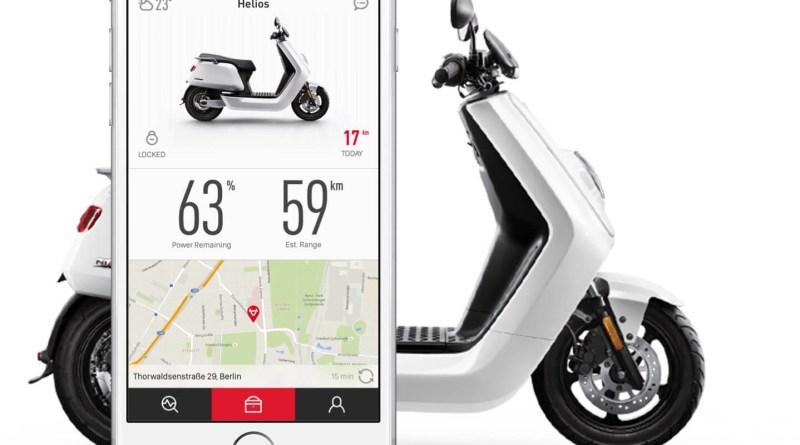 NIU N-Series Smart eScooter - Elektro Roller - E-Scooter (13)