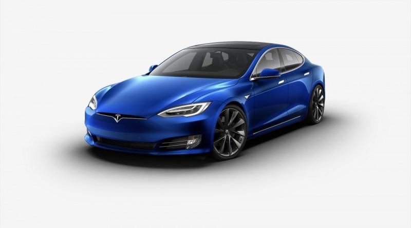 Tesla Model S 75D - Foto Tesla (2)