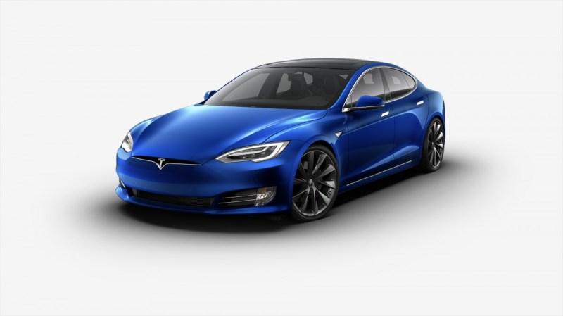Tesla Model S 75D - Foto Tesla (2) Tesla soll 158.000 Autos in die Werkstatt holen. Tesla Model S 75D - Foto Tesla (2)