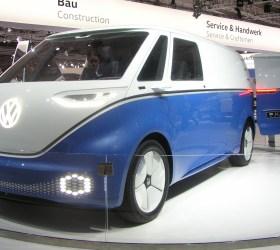 VW-E-Busse-E-Krafter-IAA-Hannover - Elektro LKW und Elektro Busse auf der IAA Hannover 2018 - Beitragsbild