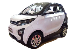 Zotye- E 200 - sauber ausgeschnitten - China Auto (93)