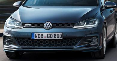 VW Golf GTD Diesel - Foto VW