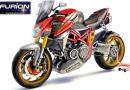 Hybrid Wankel Motorrad –   Furion M1