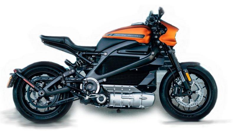 Harley-Davidson - Elektromotorrad - LiveWire